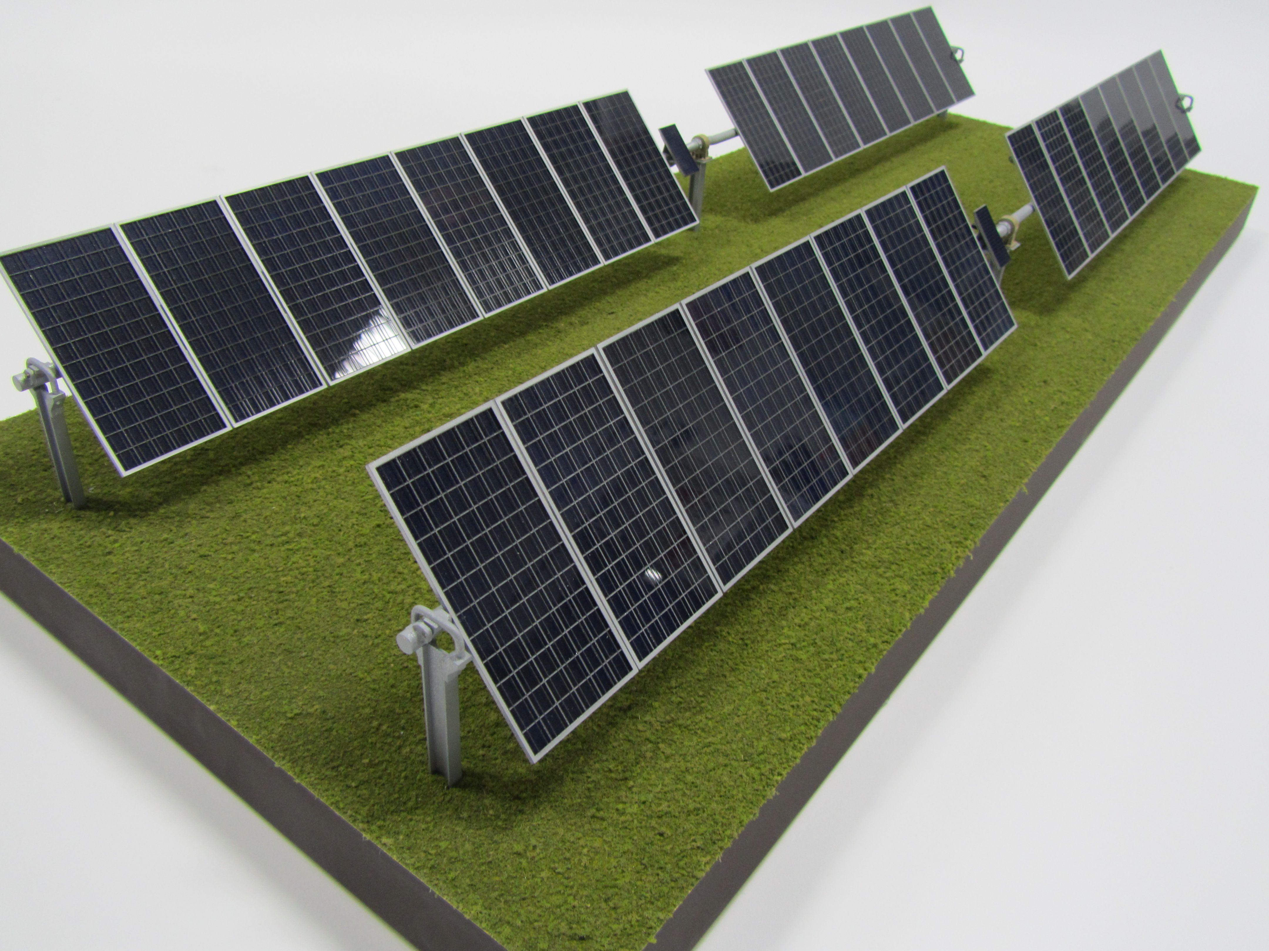 Solar Array Models Kiwimill Solar Roof Solar Panel Solar Farm