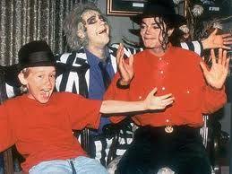 Macauley Culkin & Michael Jackson