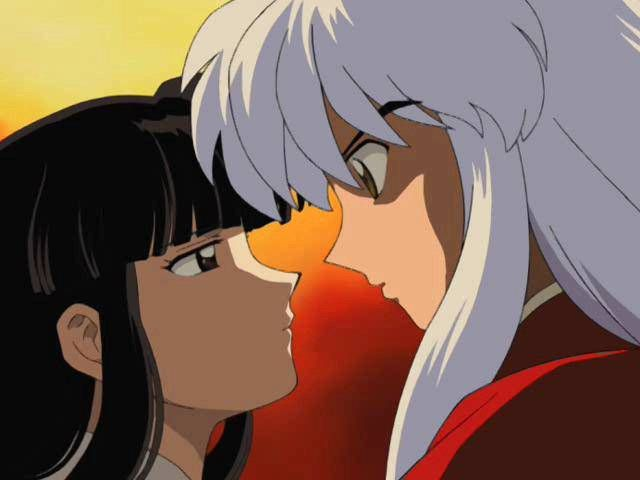 I wish Inuyasha and Kikyo could have actually had a chance to be together. They never actually got to truly be together because of Naraku.