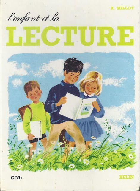 Millot L Enfant Et La Lecture Cm1 1967 Enfants