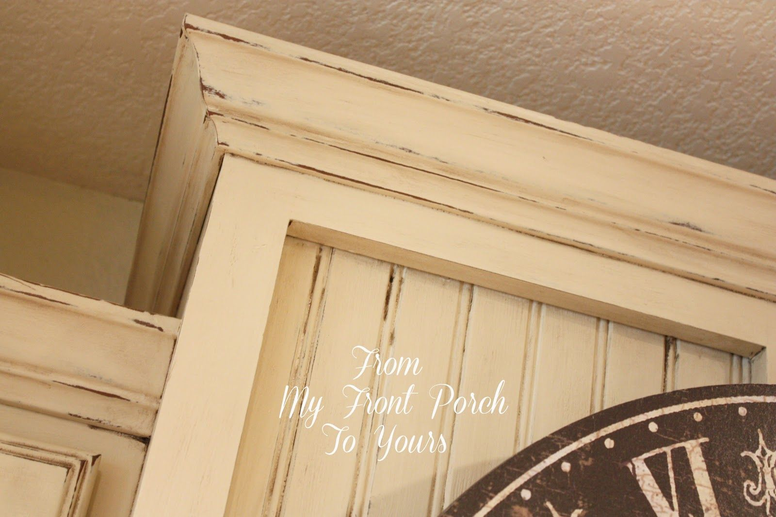 Kitchen Cabinet Painting Tutorial Using Old Ochre Annie Sloan Chalk Paint French Country Kitchen Cabinets Country Kitchen Cabinets Chalk Paint Kitchen