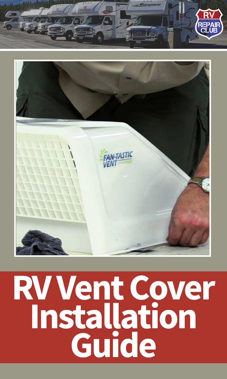 RV Vent Cover Installation Vent covers, Recreational