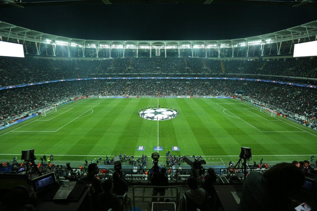 Vodafone Park'ta ilk yenilgi   Porto, Spor, Mac