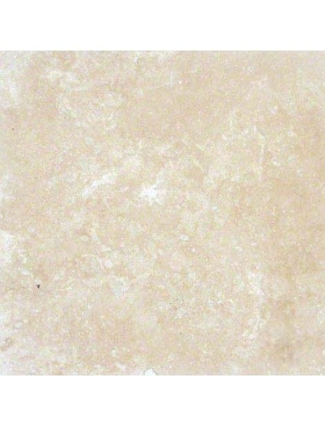 12 In X 12 In Durango Cream Solid Honed Filled Finish Travertine Flooring Tile Durango Cream Solid Honed Travertin Travertine Tile Floor Travertine Tile