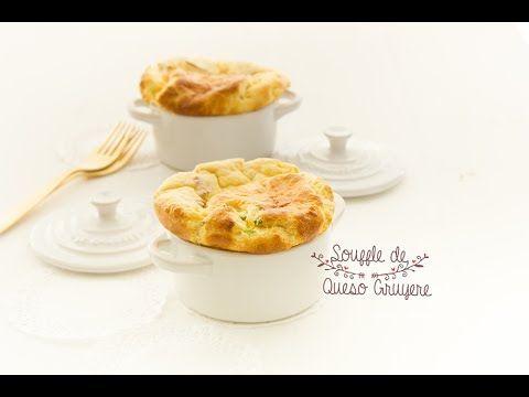 Cómo preparar Souffle de queso Gruyere / Amor al souffle