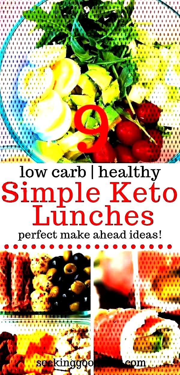 Quick Lunches pour une journée bien remplie Keto Quick Lunches pour une journée bien remplieYou c