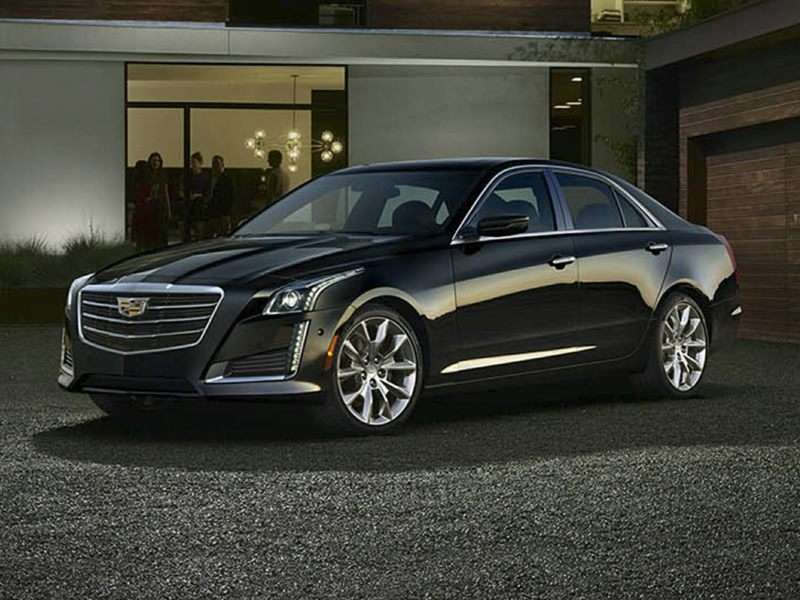 Cadillac Cts Pictures Pics Autobytel Ct6 Fuel Economy