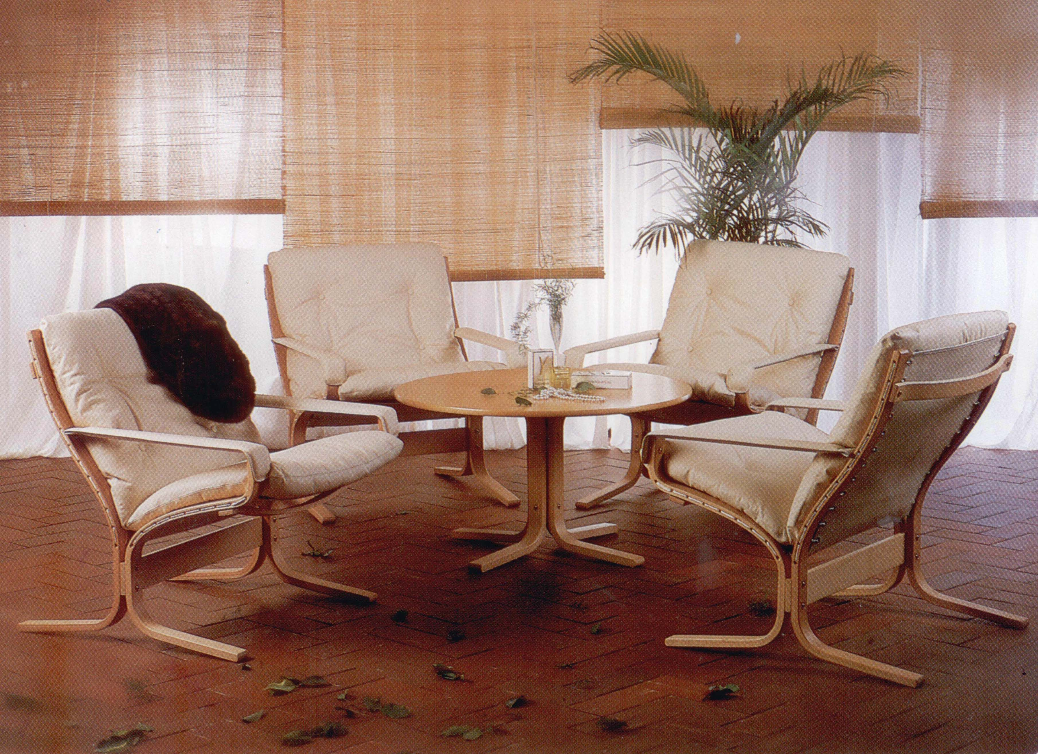 How to repair or replace a 1960s Siesta chair