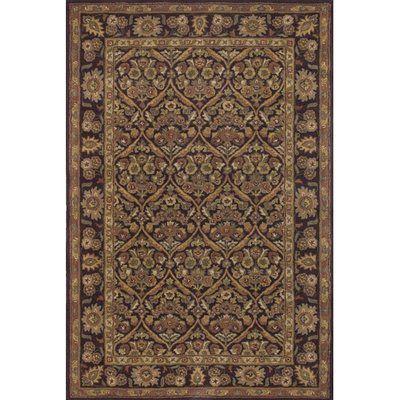 Astoria Grand Erandekar Oriental Handmade Tufted Wool Brown Tan Area Rug In 2021 Area Rugs Rugs Chandra Rugs