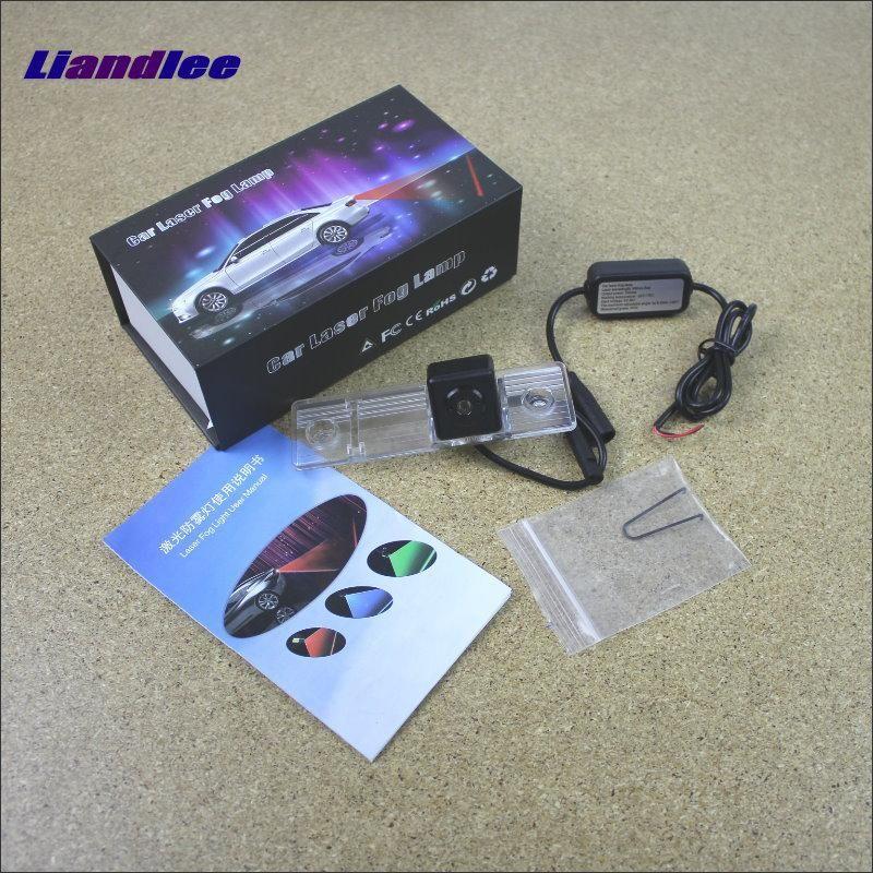 Liandlee Anti Laser Fog Lights For Daewoo Gentra Kalos Tosca