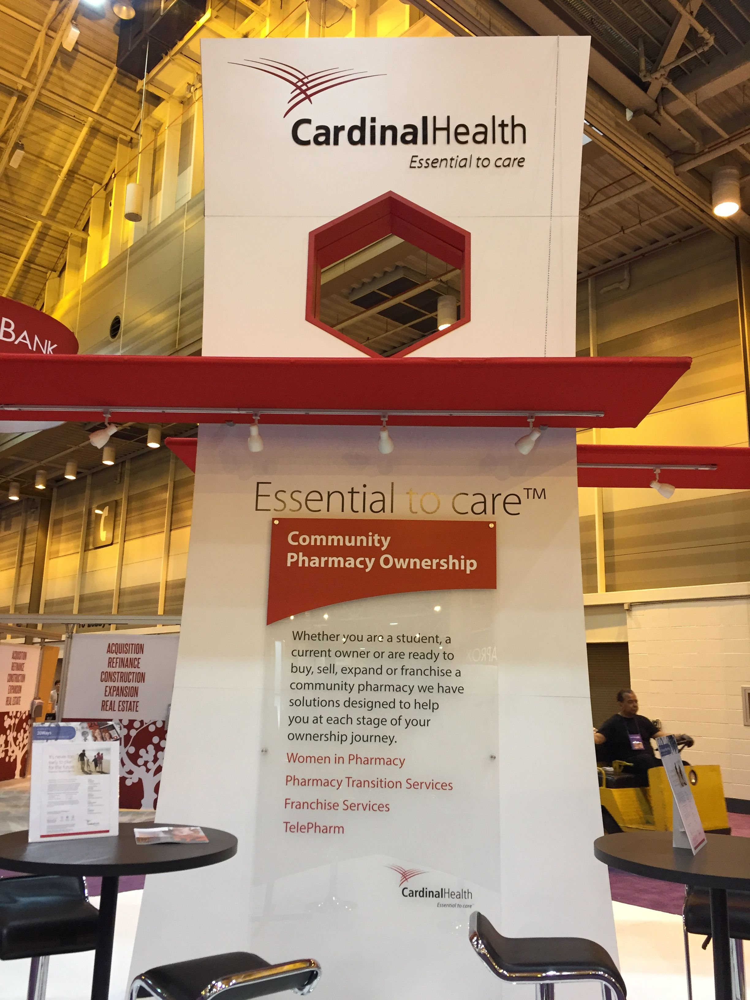 cardinal health - pharmacy transition services - booth 301