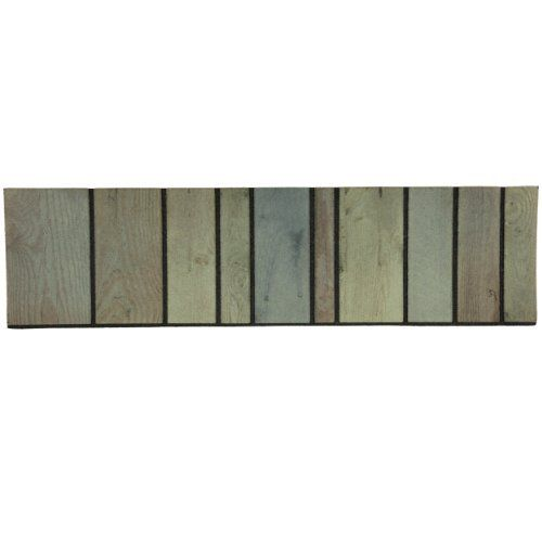 Best Wood Plank Tread 9 Inch By 35 Inch Doormat By Townhouse 400 x 300