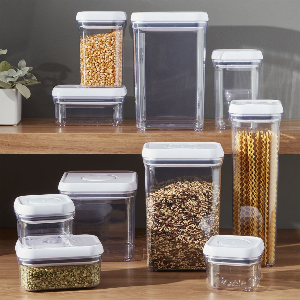 OXO ® 10-Piece Pop Container Set | Products | Oxo pop