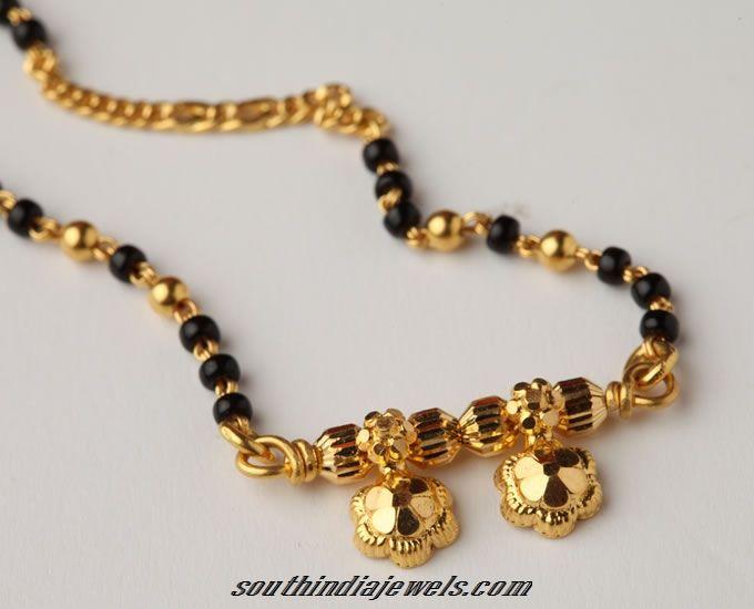 Latest Gold Mangalsutra Design Gold Mangalsutra Designs