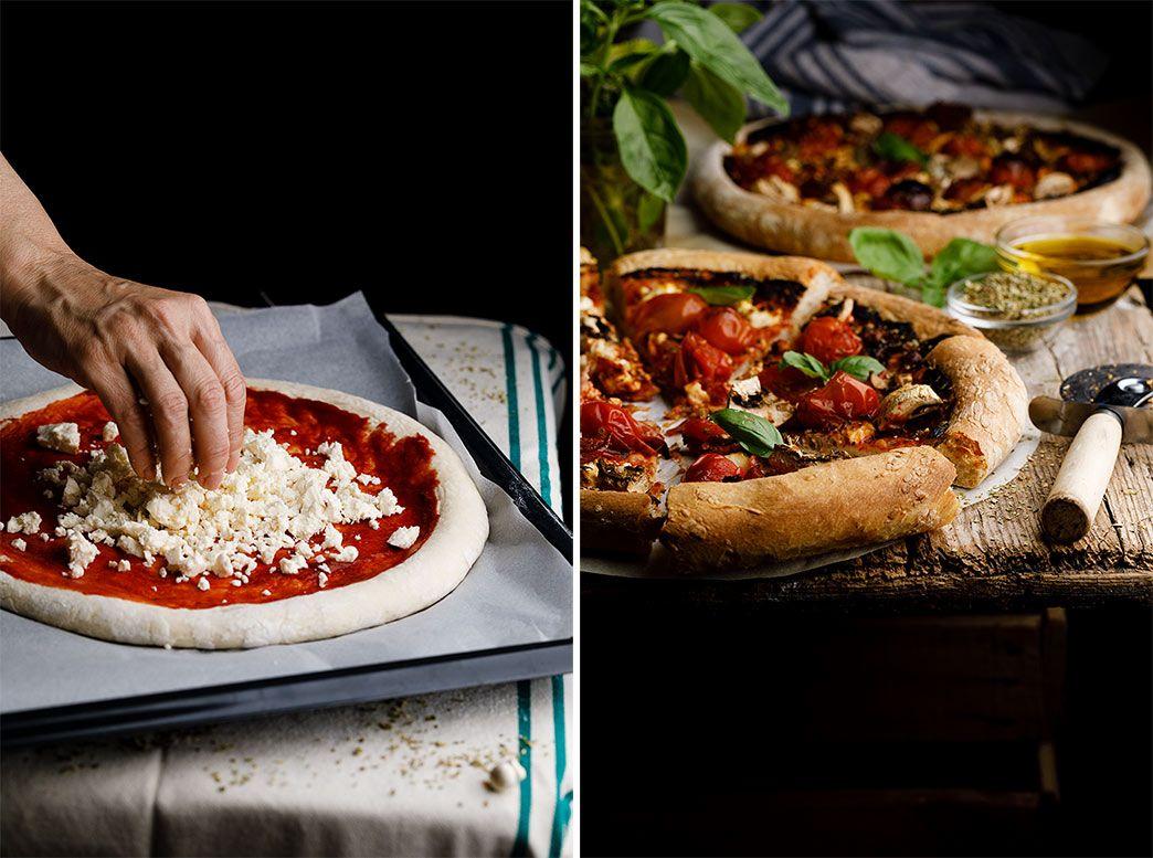 Cómo Hacer Masa De Pizza Casera Y Fácil Paso A Paso Receta Masa Para Pizza Masa De Pizza Casera Recetas De Comida