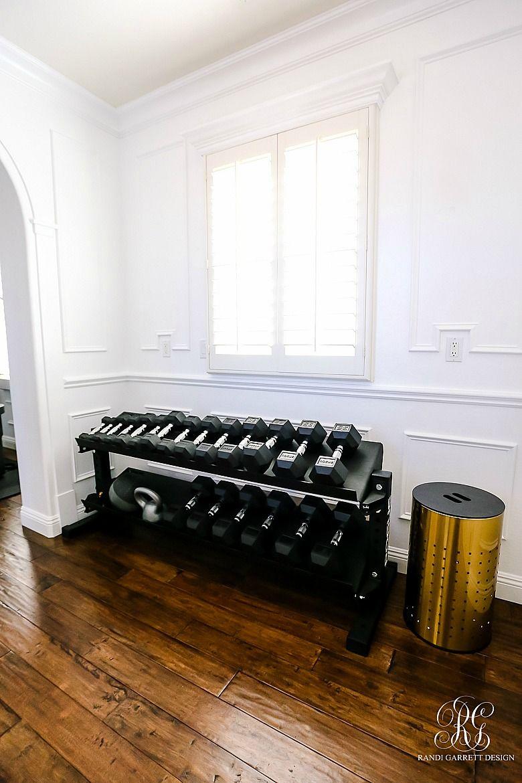 Glam Home Gym Reveal Home Decoration Diy home decor