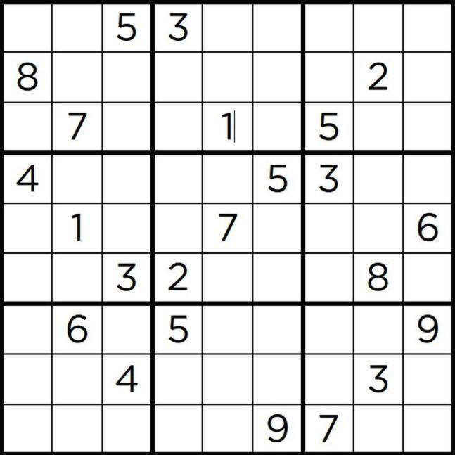 gratis sudoku på nätet