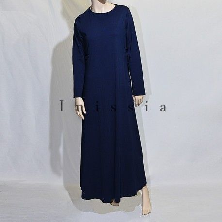 Robe musulmane coudière - Inissia Grossiste - Inissia - Aubervillers