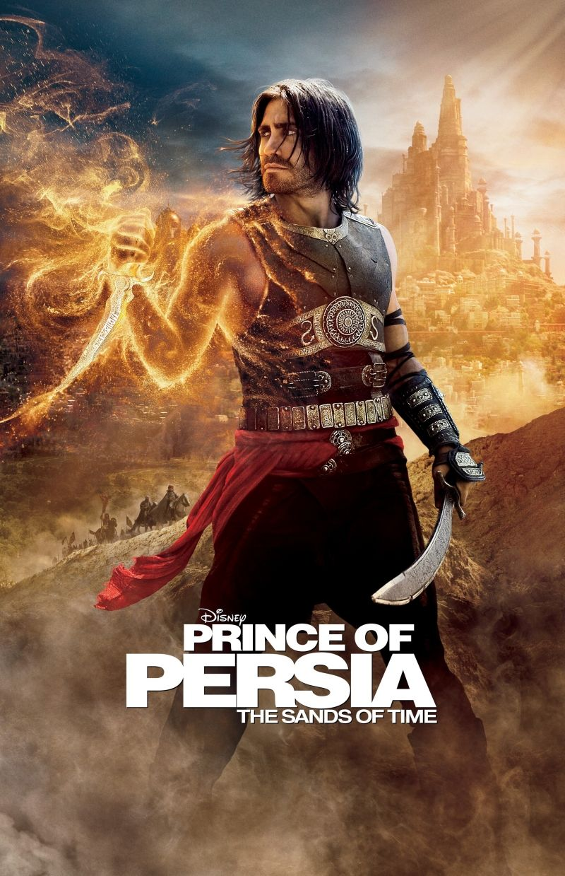 Prince Of Persia The Sands Of Time Film Poster Immagini