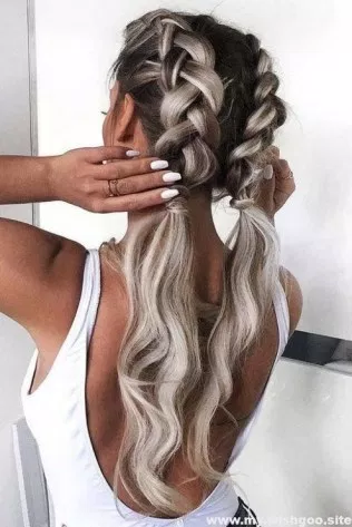 53 side braid hairstyles which are simply spectacular 00036 #sidebraidhairstyles
