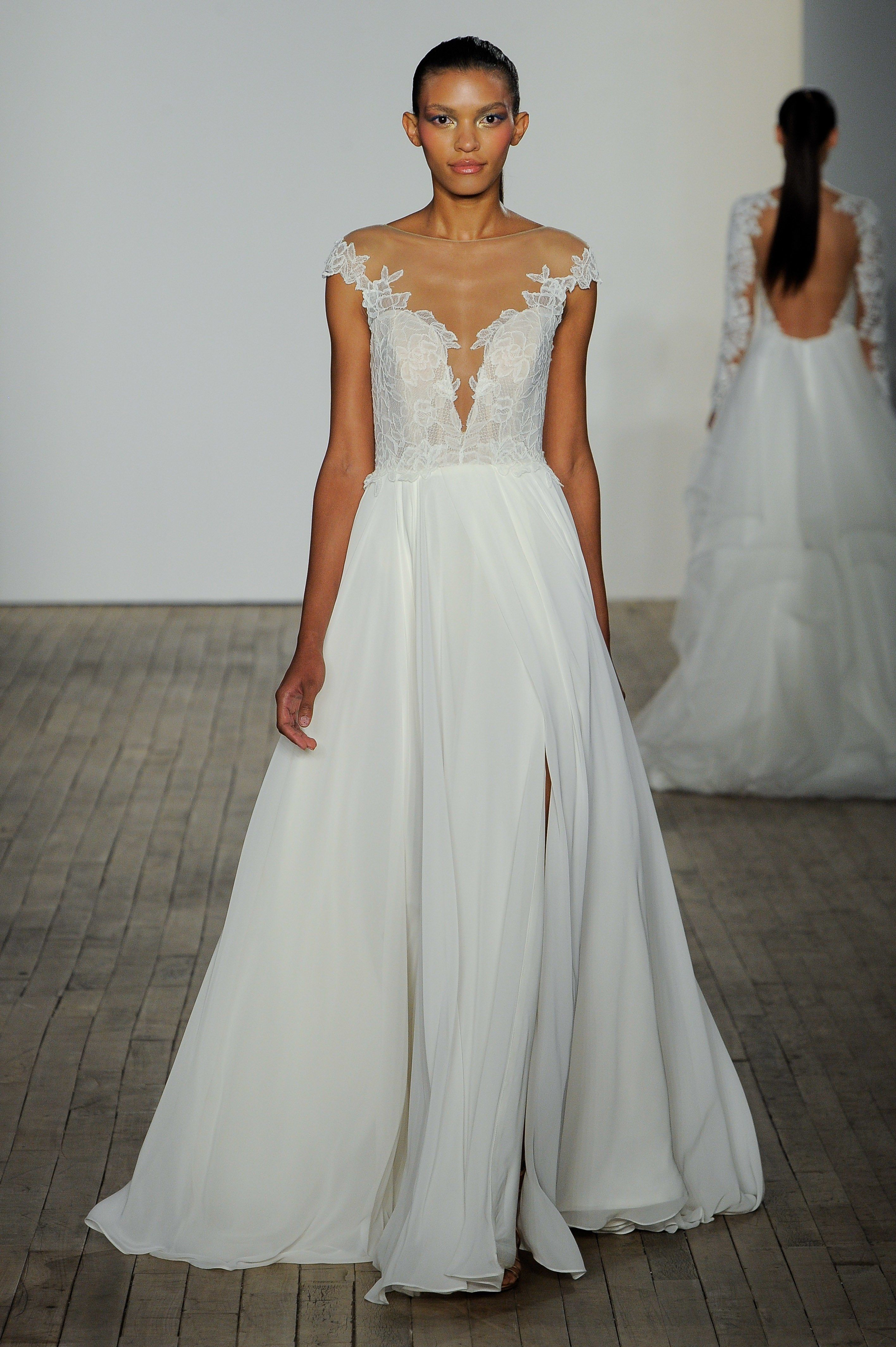 How much are hayley paige wedding dresses  Blush by Hayley Paige Bridal u Wedding Dress Collection Fall