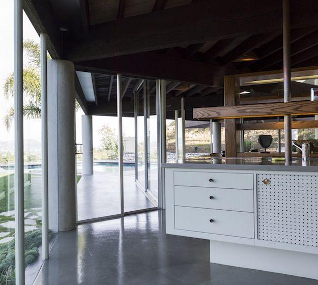 John Lautner Harpel House Architect House Residential House Simple Floor Plans