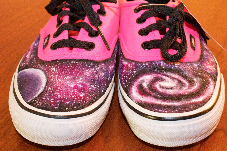 vans galaxy pink