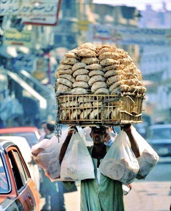 Street Vendor - Africa