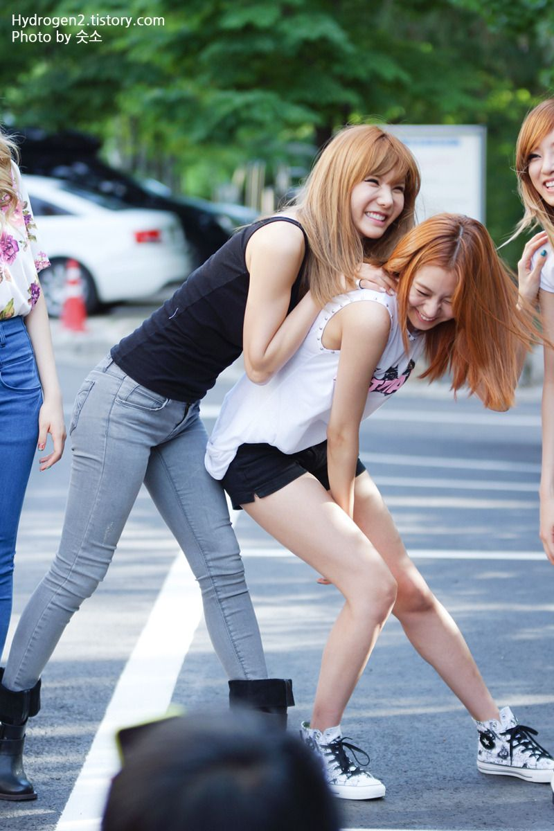 After School JungA and Uie
