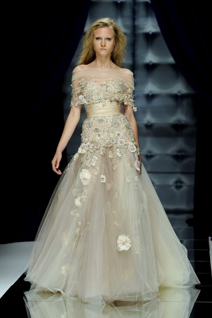 Alexander McQueen Bridesmaid Dress