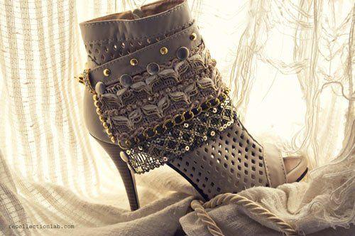 Sapatos / Shoes / Customização