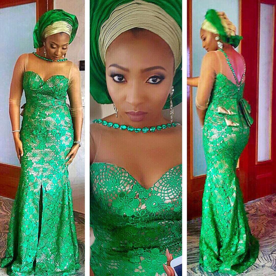 Asoebi styles styles pinterest nigerian lace styles style