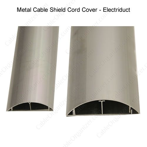 Metal Cable Shield Floor Cord Cover Cord Cover Floor Cord Cover