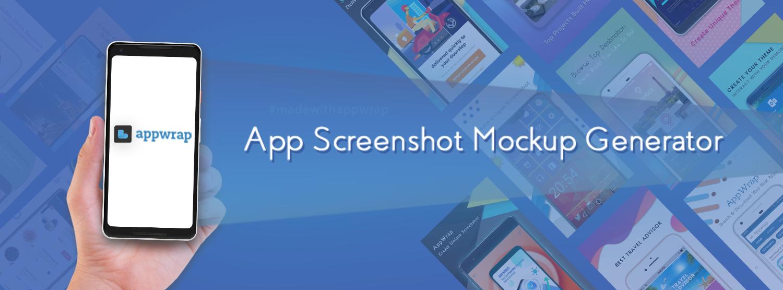 Appwrap App Screenshot Mockup Generator Mockup Generator App Generator