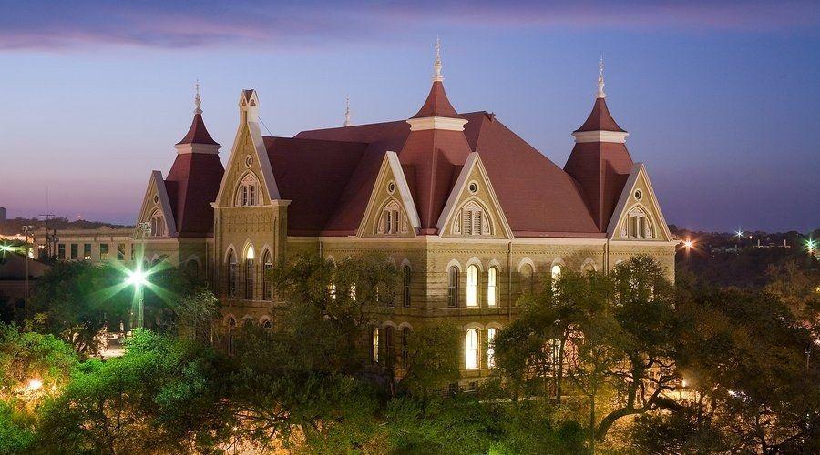 San Marcos College >> Texas State University San Marcos Texas State University