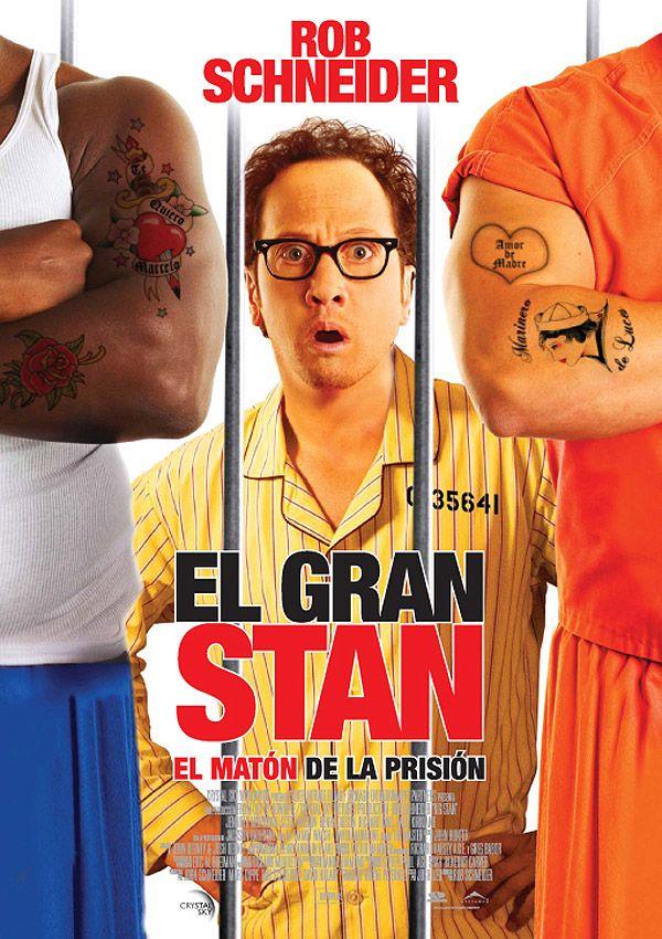 El Gran Stan El Maton De La Prision Matones Peliculas Completas Prision