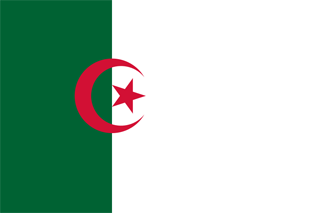 Top 10 Countries By Size In 2018 Gazette Review Algeria Flag Flag Algerian Flag