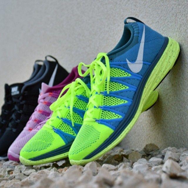 #Nike flyknit lunar2 #sneakers