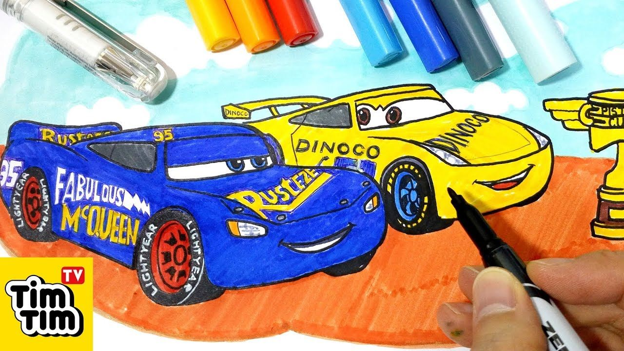 Pin By Tim Tim On Lightning Mcqueen Art Art For Kids Car