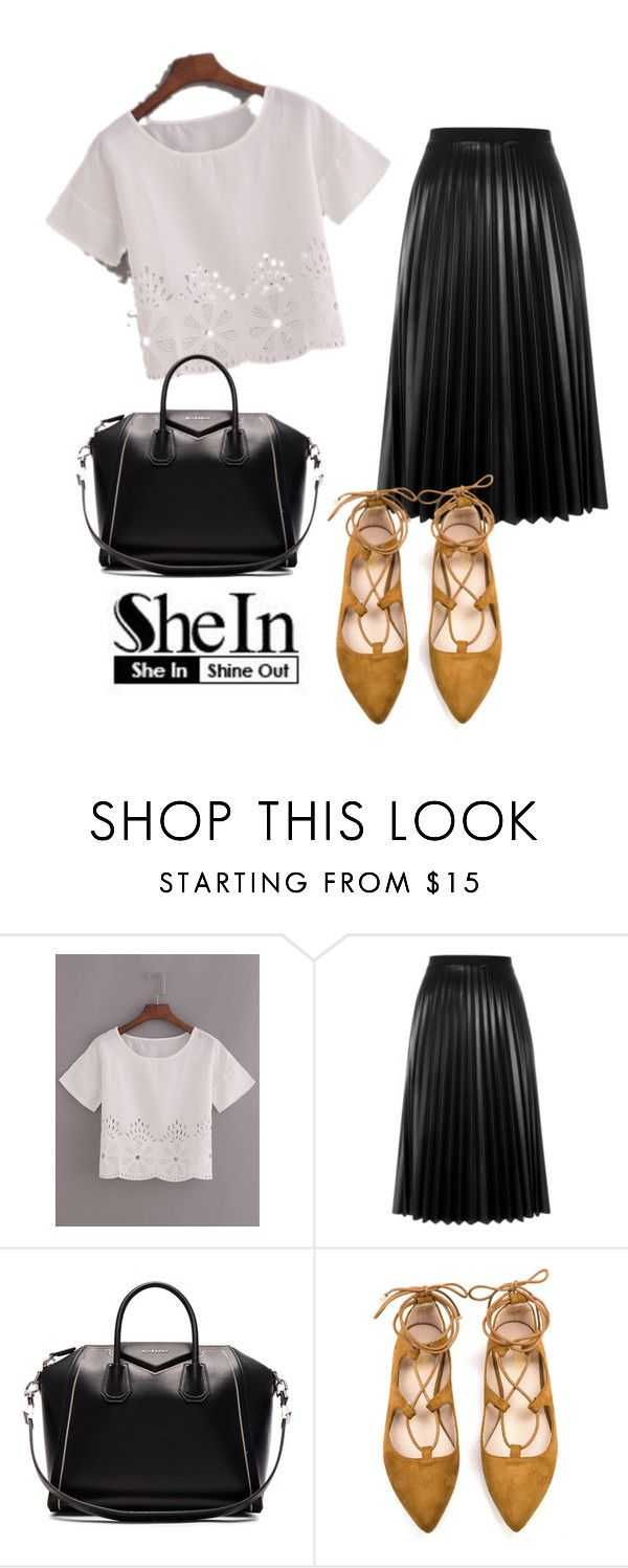 """""""Untitled #21"""" by ana11-1 ❤ liked on Polyvore featuring Aviù and Givenchy"""
