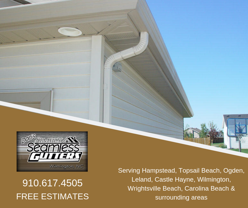 Don S Simply Seamless Gutters Provides Expert Gutter And