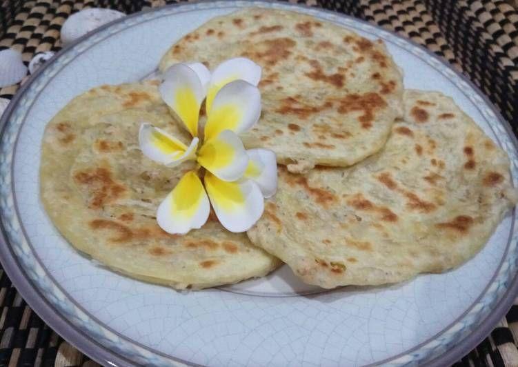 Resep Roti Canai Isi Kari Ayam Oleh Dapur Lia Resep Rotis Makanan Resep Roti