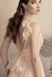 Papilio свадебное платье персикового цвета