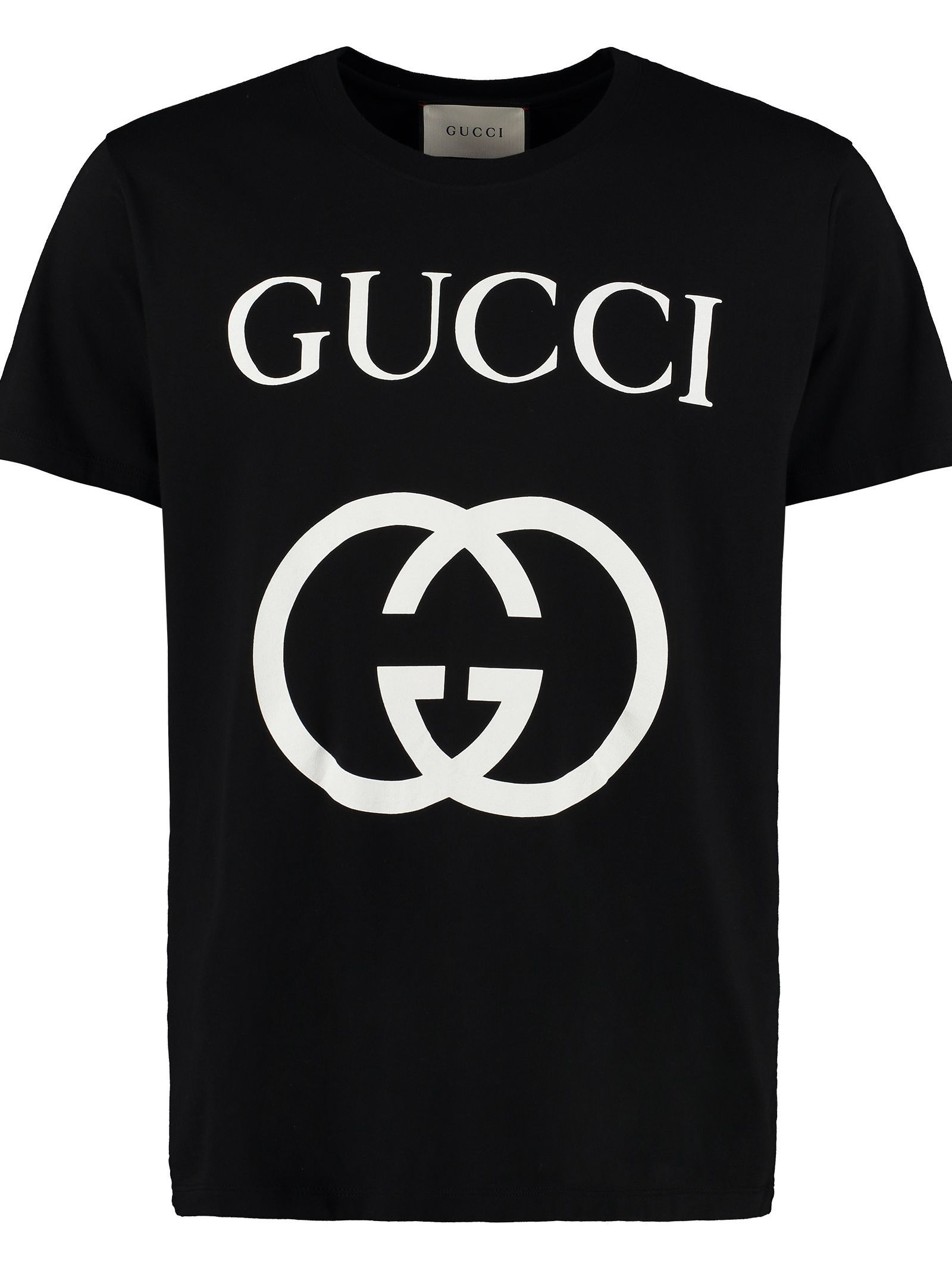 bdfe4b489 GUCCI OVERSIZE COTTON T-SHIRT WITH GG PRINT. #gucci #cloth | Gucci ...