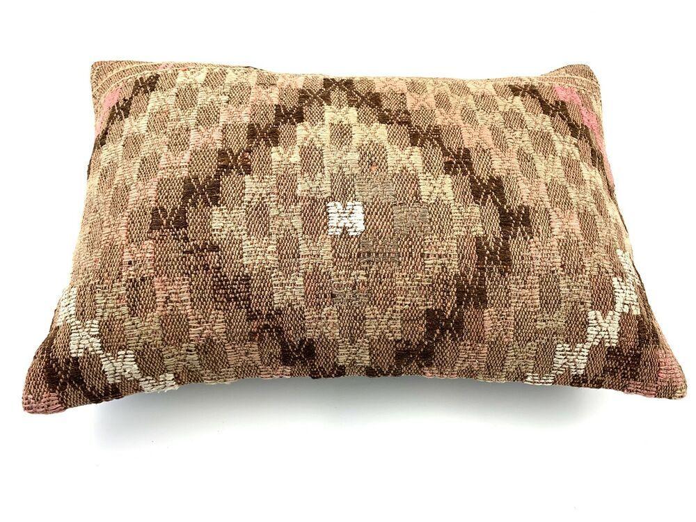 Turkisch Kelim Kissenbezug 40 X 60 Cm Vintage Kilim Cushion Covers