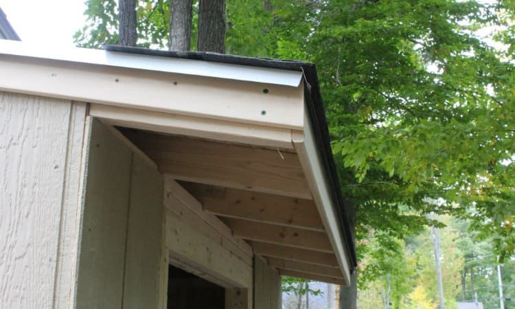How To Shingle A Shed With 3 Tab And Architectural Shingles Installing Roof Shingles Architectural Shingles Shed