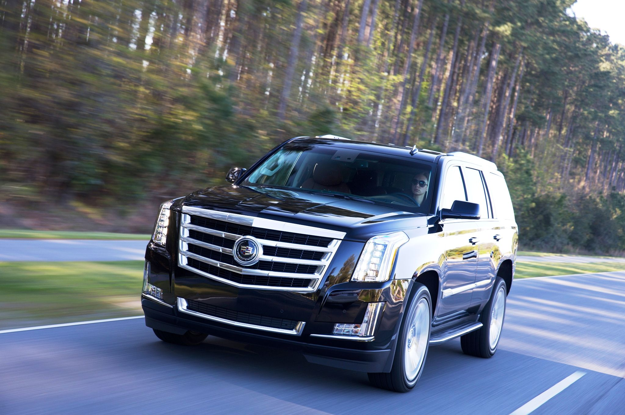 cadillac crossover safety front vehicles of view suv l suvs highlights price crossovers