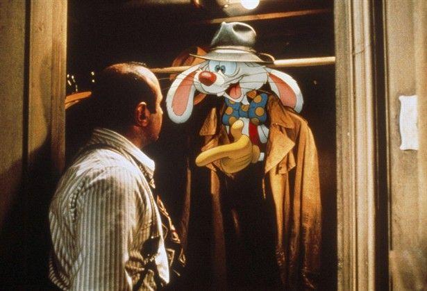 The Fan Carpet Roger Rabbit Rabbit Cartoon Disney Live Action Movies