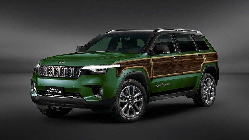 Jeep Grand Wagoneer In 2020 Jeep Wagoneer Jeep Grand Jeep