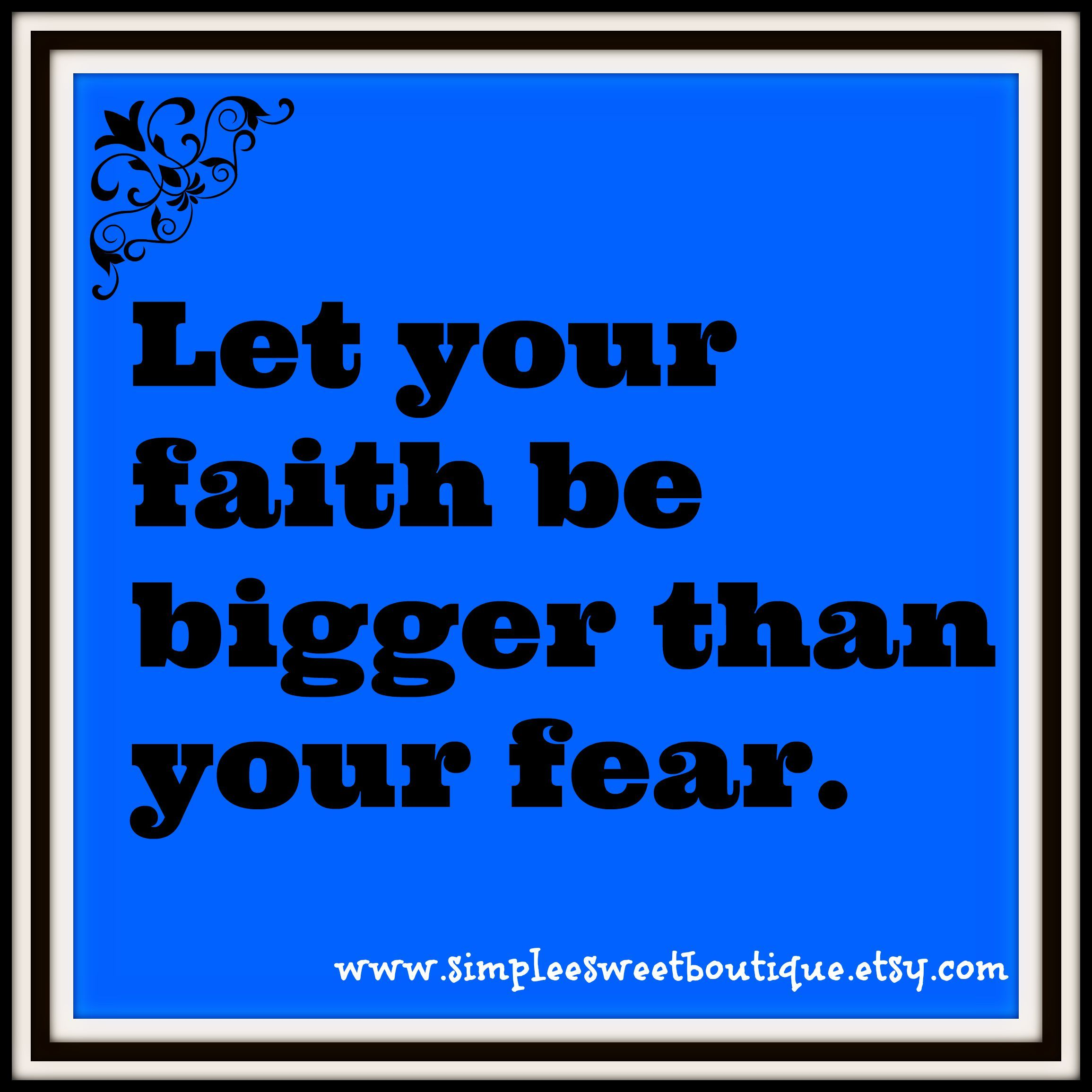 #faith #simpleesweetboutique